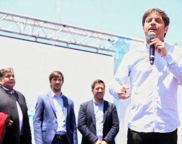 Axel Kicillof participó en la UNPAZ del acto por los70 años de la gratuidad universitaria.
