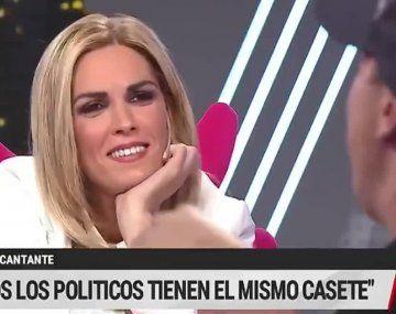 El Dipy a Viviana Canosa: Les tenemos que clavar una clandestina en la 9 de julio y que se pudra todo