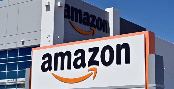 Amazon, on target.
