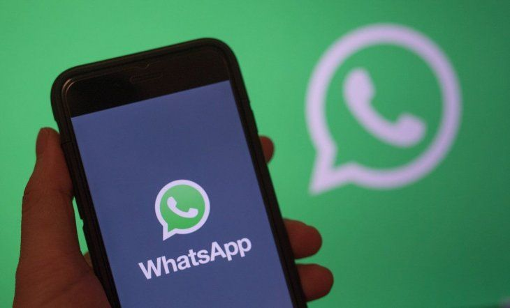 Il WhatsApp.