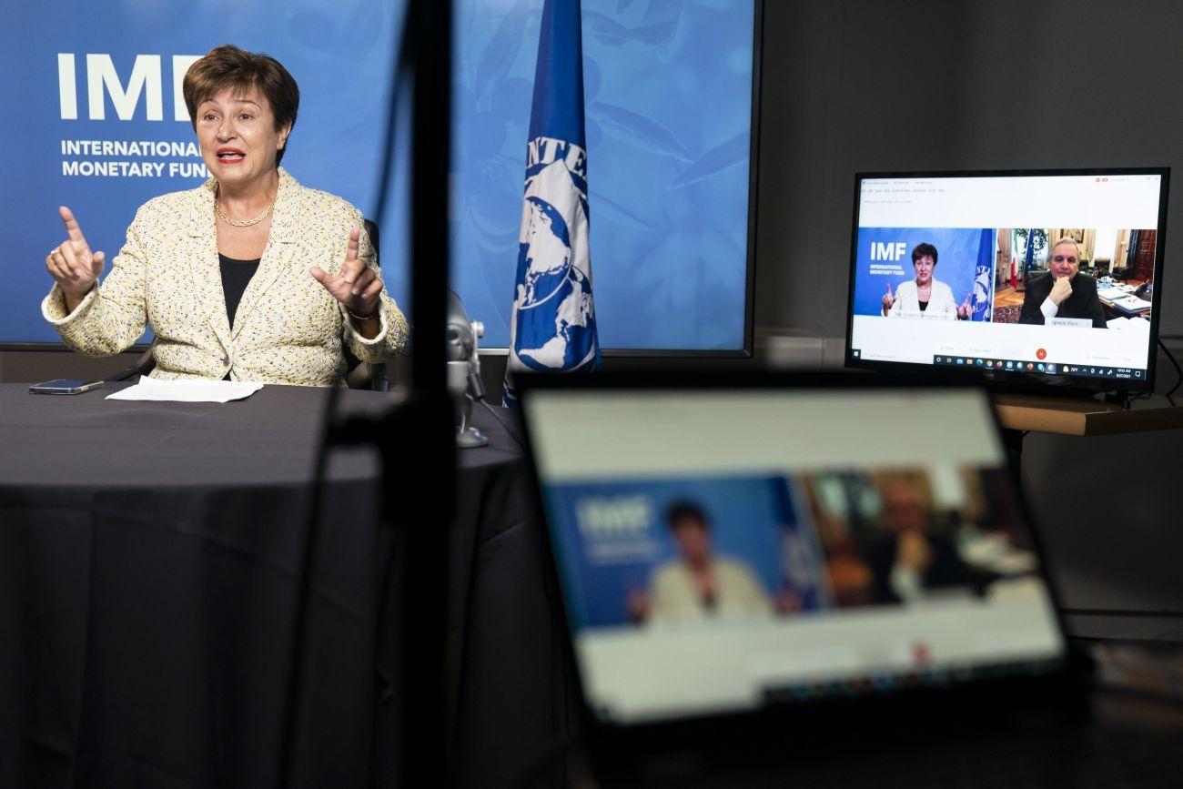gobierno especula con que el fmi tambien quiere acelerar acuerdo