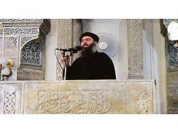 regreso. Abu Bakr al Bagdadi emitió un audio después de varios meses.