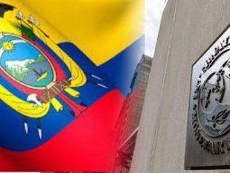 El préstamo del FMI a Ecuador será pagado mayoritariamente por los sectores vulnerables, a través del IVA, y por los trabajadores formales, vía un mayor pago de Impuesto a las Ganancias.