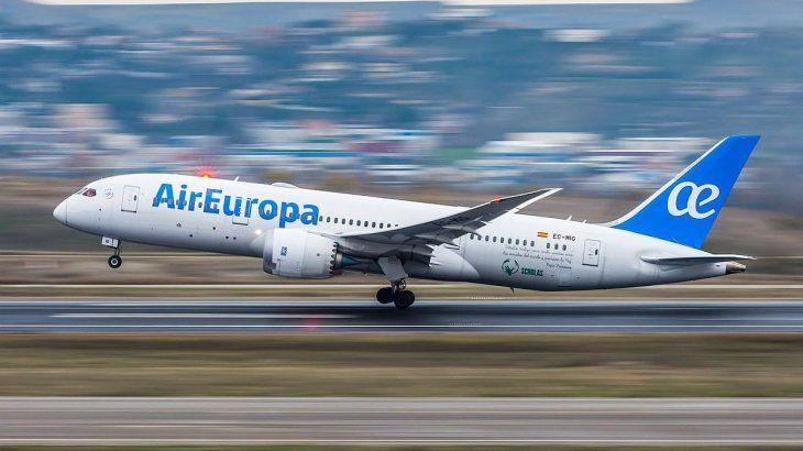 Air Europa, primera compañía rescatada por el Estado en la crisis