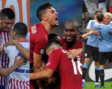 Todos los goles de una nueva jornada de la Copa América.