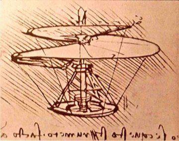 Un repaso por los inventos de Da Vinci a 500 años de su muerte
