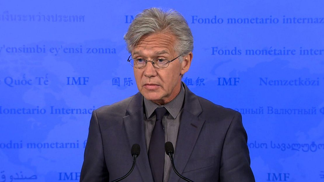 Autocrítica: el FMI dijo que revisa el crédito que otorgó a Macri (salió mal)