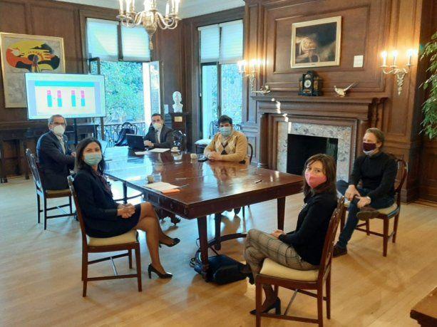 Comenzaron las reuniones formales entre Gobierno y el FMI en Washington