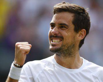 Guido Pella cortó su racha en Roland Garros, el último Grand Slam de la temporada.