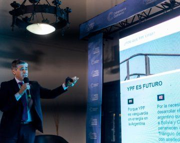 YPF anunció la incorporación de la compañía a la Región Minera del Litio