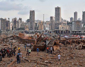 El hecho provocó más de 6.500 heridos y barrios enteros de la capital devastados por la onda expansiva.