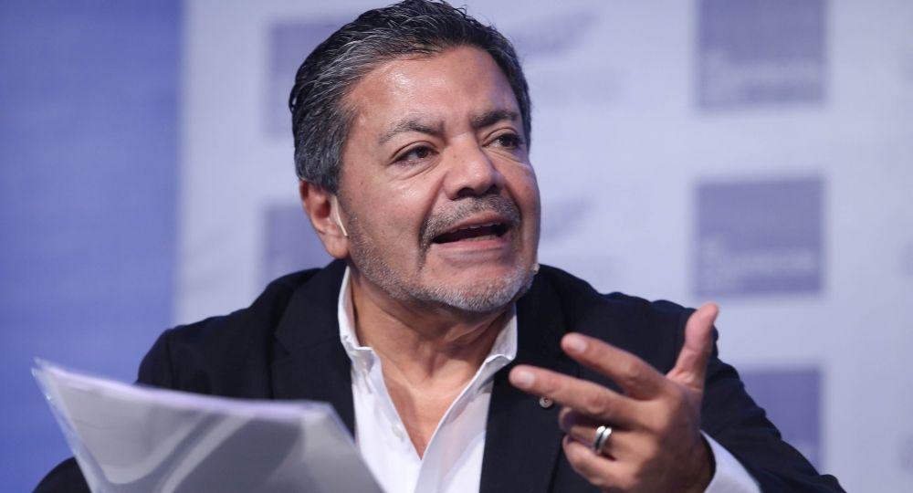 Gerardo Martínez, Titular de la UOCRA.