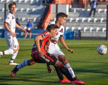 Patronato y Newells empatan por la Liga Profesional.