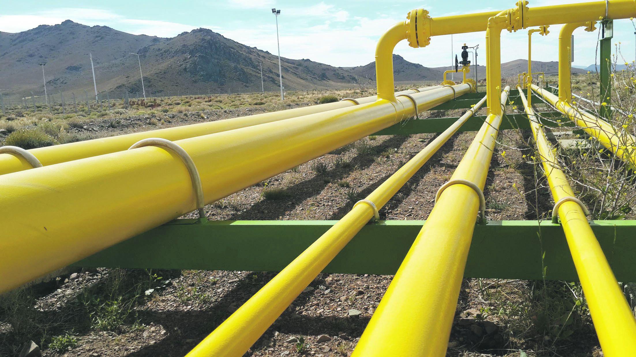 tgs duplico la capacidad de tratamiento de gas en planta de tratayen, en vaca muerta