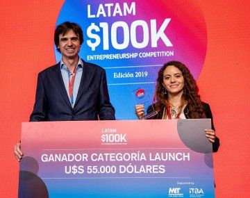 Le Qaralogró el primer puesto de la edición 2019 del concurso regional que organiza el ITBA.