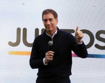 Santilli: Los bonaerenses y los argentinos quieren un cambio de rumbo