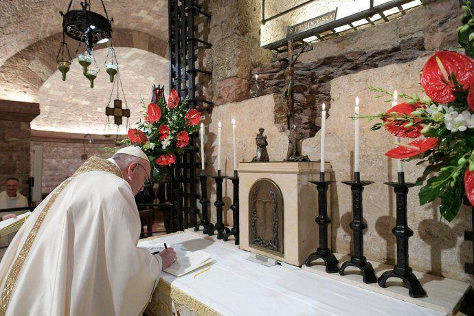 El papa Francisco nombró como consultora de la Oficina para las Celebraciones Litúrgicas a sor Katia De Simone.