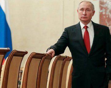 La figura de Putin vuelve a estar en el ojode la tormenta por una polémica con la comunidad LGTB+.