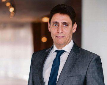 Sergio Affronti, actual CEO de YPF.