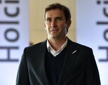 Diagnóstico. Christian Dedeu, CEO de Holcim Argentina.