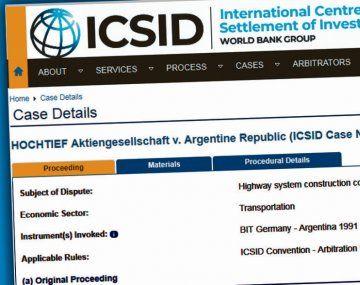 Ciadi: Macri acelera negociaciones por juicios post default
