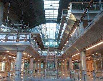 La nueva sede la Jefatura de Gobierno se ubica en Parque Patricios, dentro del Distrito Tecnológico.
