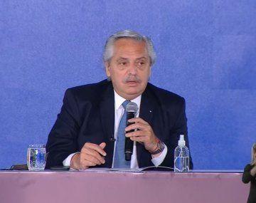 Alberto Fernández: El censo nos ayuda a saber cuáles son nuestras fortalezas y debilidades