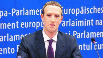 Estrategia. Mark Zuckerberg, CEO y fundador de Facebook.