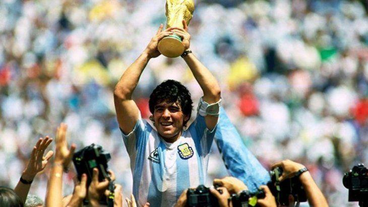 El mejor Diego Maradona: el Mundial 86 y el gol a los ingleses, la obra de  arte eterna