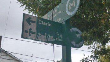 En Merlo cambiarán el nombre de la calle Clarín por el de Nora Etchenique.