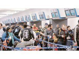 Cabotaje: las líneas aéreas grandes cedieron 12 puntos de participación en el año