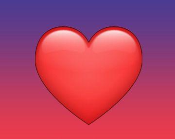 WhatsApp: qué diferencia hay entre los emojis de corazón rojo
