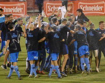 San Telmo se quedó con el quinto ascenso a la Primera Nacional.