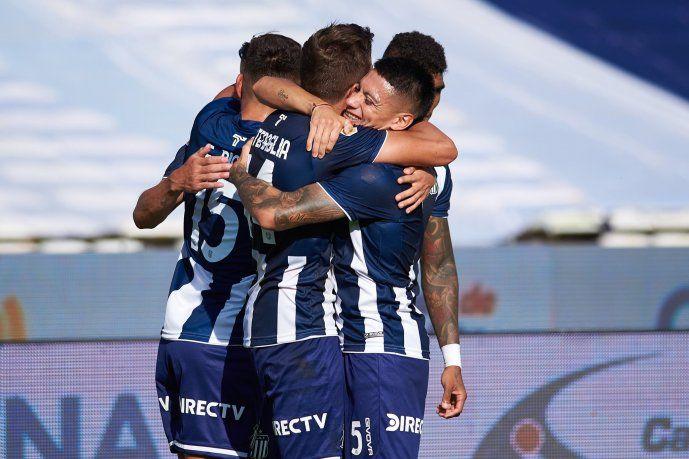 Talleres sigue firme y por ahora se mete en cuartos de la Copa de la Liga Profesional.