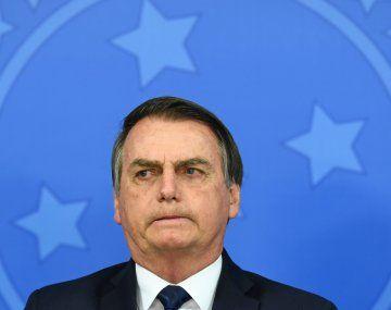 Jair Bolsonaro podría ser destituido como presidente de Brasil.