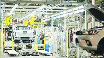 la industria registro su quinto avance consecutivo en marzo (crecio 12,4% en el primer trimestre)
