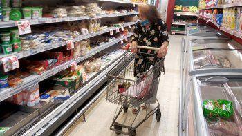 el precio de los alimentos se reproduce mas rapido que la inflacion (y ambos le ganan al salario formal)