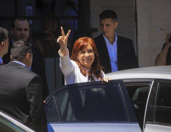 La expresidenta Cristina Fernández de Kirchner pidió su sobreseimiento en la causa de sólar futuro.
