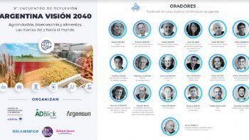 argentina vision 2040: las marcas del y hacia al mundo