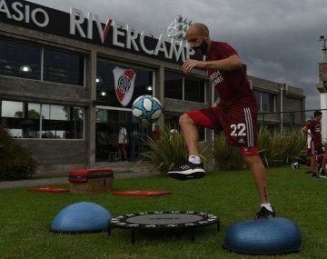 River empieza a poner toda su maquinaria a punto ante un posible regreso a los entrenamientos.