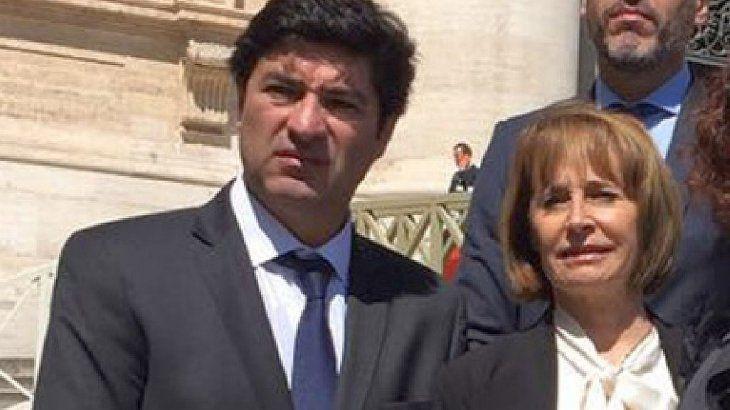 Alejandro Slokar y Angela Ledesma, jueces de la Cámara de Casación Penal.