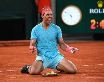 Nadal es el dueño indiscutido de Roland Garros. Allí forjó su leyenda.