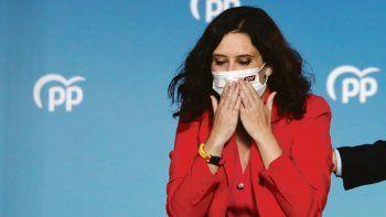 el pp obtuvo una enorme victoria, pero necesita apoyo ultra para gobernar madrid