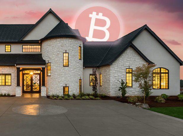 Las monedas digitales son una herramienta de inversión clave en el segmento de bienes raíces estadounidense.