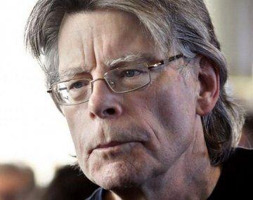 El escritor de novelas de terror, ficción sobrenatural y misterio, Stephen King.