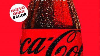 coca-cola lanza una nueva version sin azucar