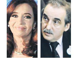 Cristina de Kirchner, Guillermo Moreno