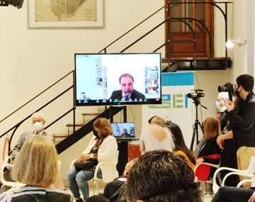 La Organización de los Estados Iberoamericanos firmó convenio con la Biblioteca del Congreso Nacional