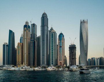 Dubai es una ciudad conocida por siempre buscar las últimas tecnologías.