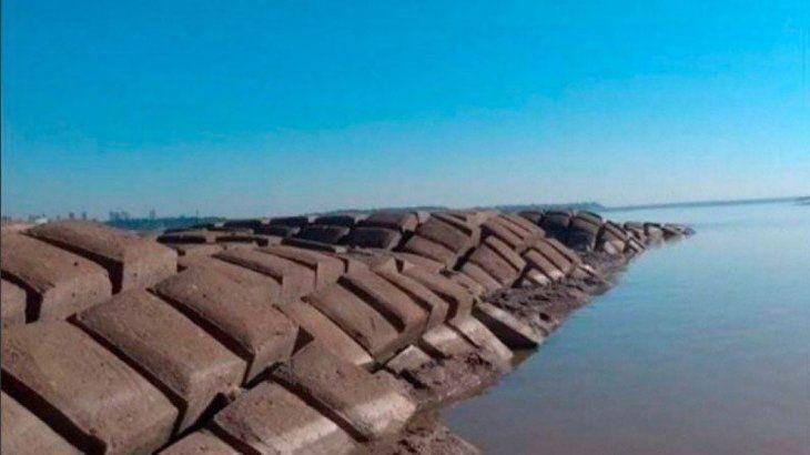 Por bajante del Río Paraná, el complejo agroindustrial estima pérdidas millonarias